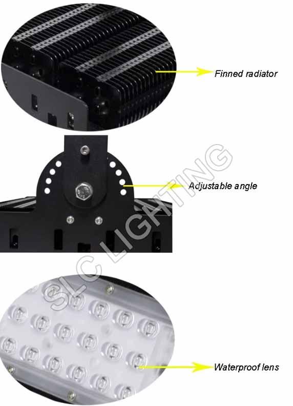 Đèn Pha led SLC-PL10 300W philips