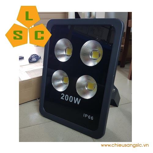Đèn pha led PL01-200W-1