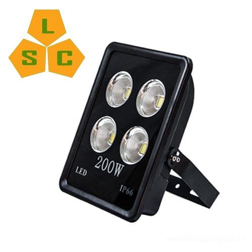 Đèn pha led PL01-200W