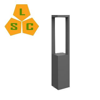 đèn nấm trụ trang trí sân vườn SLC-N17