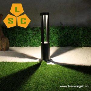 Đèn led nấm trang trí sân vườn cao 800mm