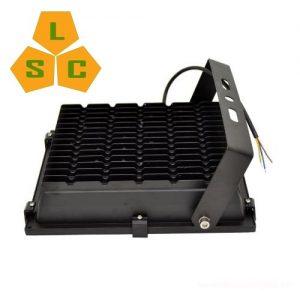 Đèn pha led PL08 150W mặt sau đèn