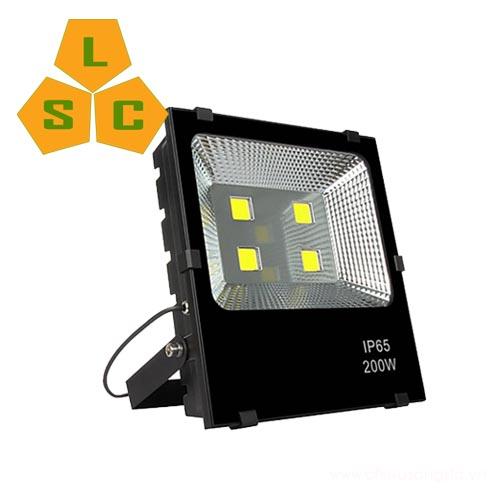 Đèn pha led PL08-200W