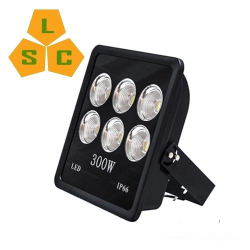 Đèn pha Led SLC-PL01 300W