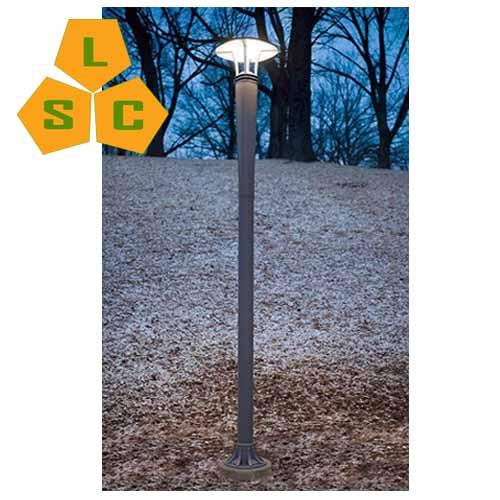 Đèn led nấm sân vườn SLC - N21 cao 2500mm