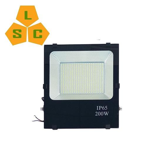 Đèn pha Led hắt biển quảng cáo PL07-200W