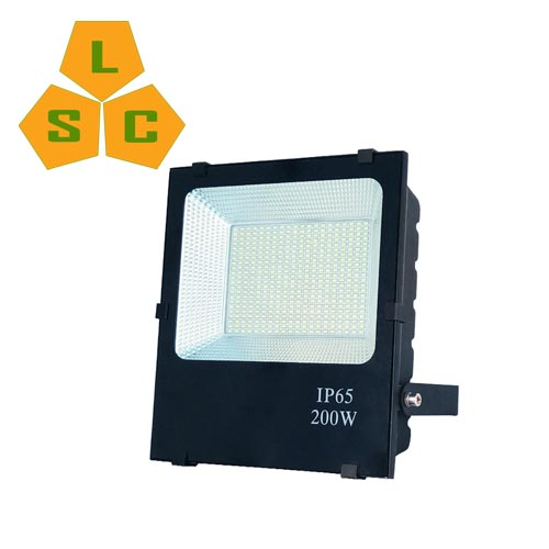 Đèn pha Led hắt PL07 200W