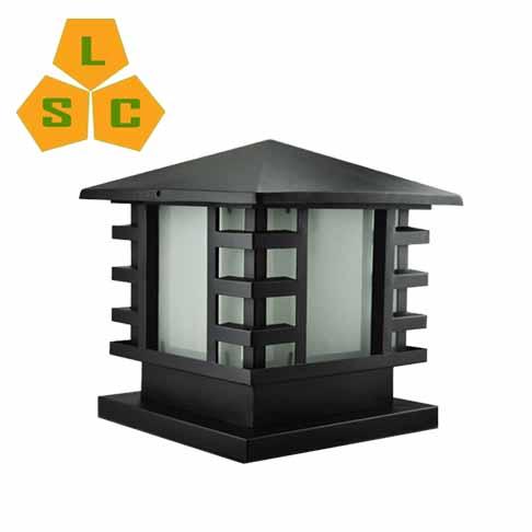 Đèn trụ cổng vuông SLC-TC06