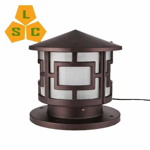 Đèn trụ cổng SLC-TC09