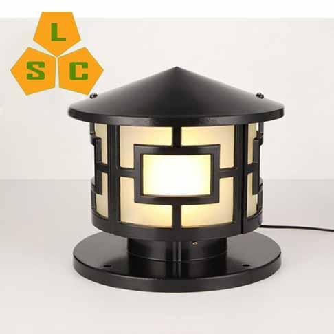 Đèn trụ cổng led SLC-TC09