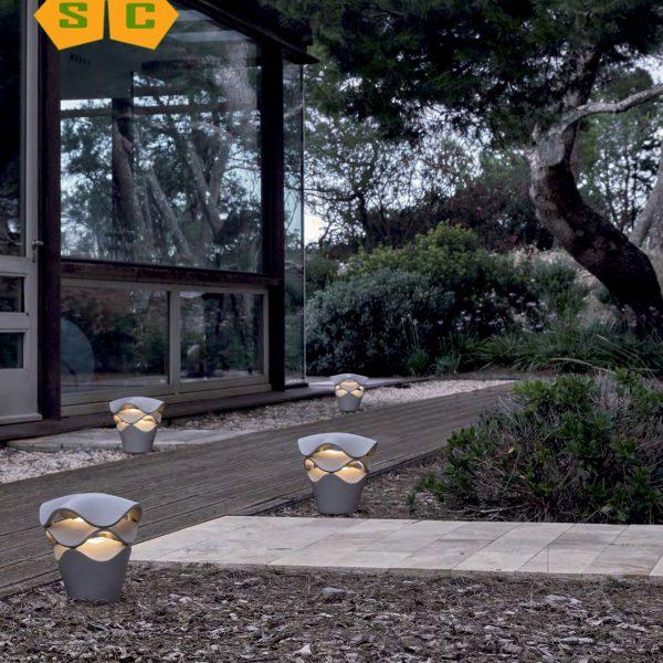 Đèn sân vườn đẹp SLC-N26-5