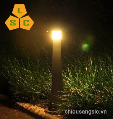 Đèn led nấm trang trí sân vườn SLC-N28