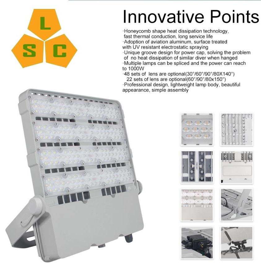 Chi tiết đèn pha Led hắt SLC-PL13 200W philips