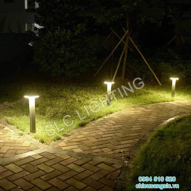 Đèn Led Sân Vườn SLC-N34 cao 600mm