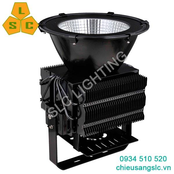 Đèn pha led chiếu xa 500w SLC-PL21