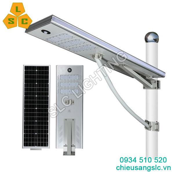 đèn đường năng lượng mặt trời 30W 60W 80W 100W