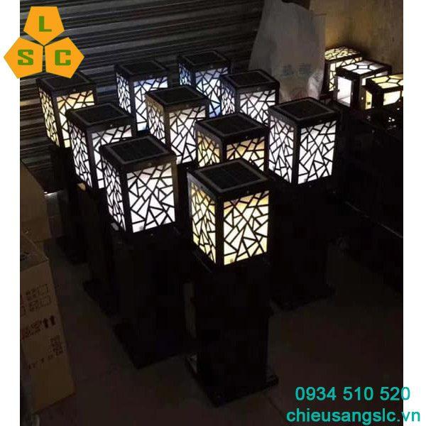 đèn sân vườn năng lượng mặt trời Hà Nội