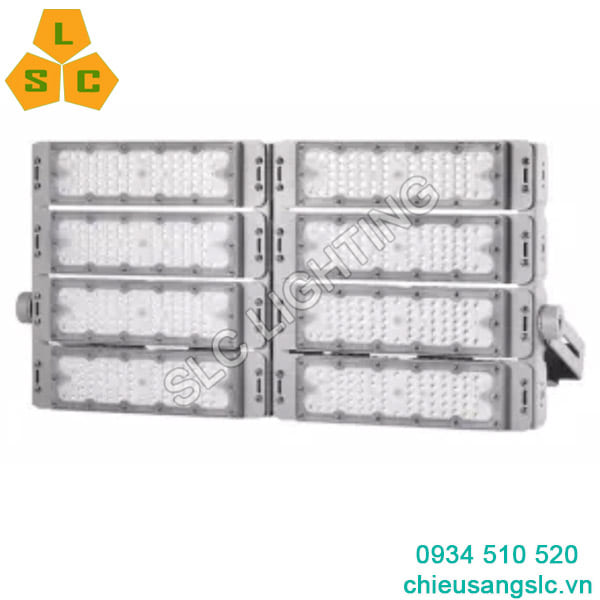 Đèn pha led module 400w philips